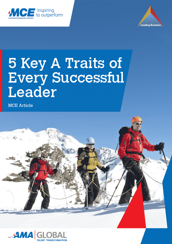 The 5 Key A Traits of Every Successful Leader
