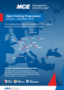 Advanced Leadership Programme | MCE Training Programme