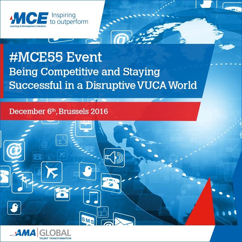 #MCE55 Event