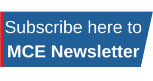Newsletter subscription Management Centre Europe MCE