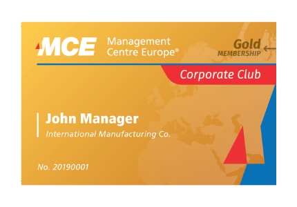 gold membership corporate club
