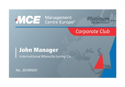 platinum membership corporate club