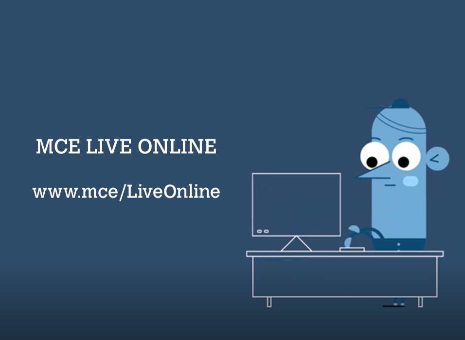 MCE Live Online Programmes Video