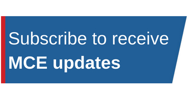 Subscribe to receive MCE updates
