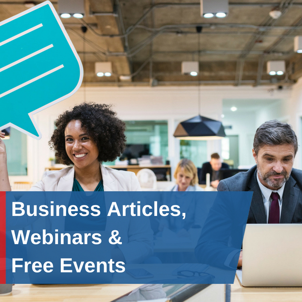 Business Articles, Webinars & Free Events management centre europe mce