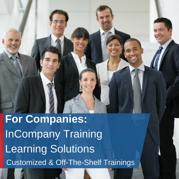 InCompany training learning solutions customized trainings for companies Management Centre Europe (MCE)