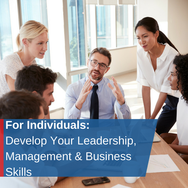 Leadership, Management and Business Skills Development with Open Enrolment Programmes Management Centre Europe (MCE)