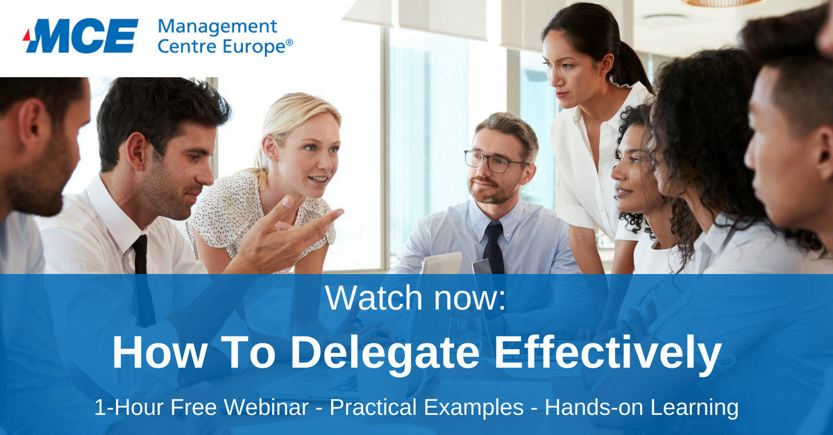 watch now how to delegate effectively webinar
