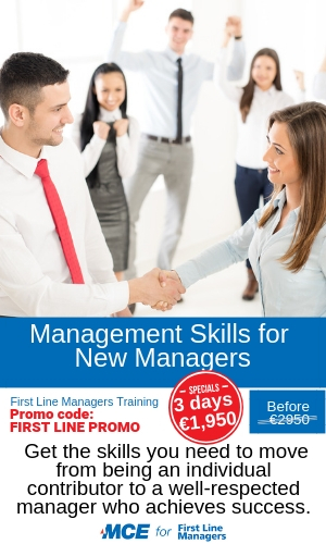 new managers training