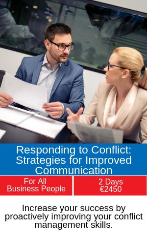 conflict management training programme