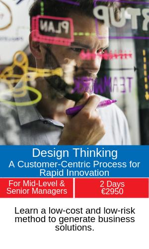 design thinking training programme
