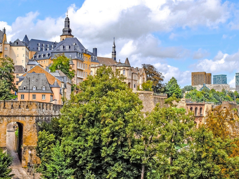 Luxembourg City Management Training