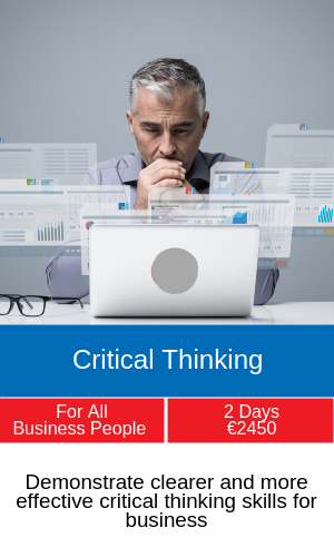 critical thinking training programme