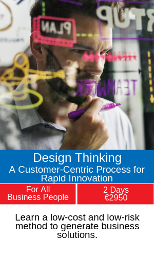 design thinking training course