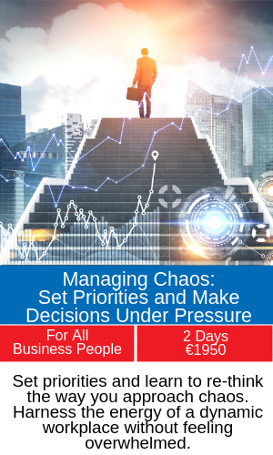 managing chaos training programme