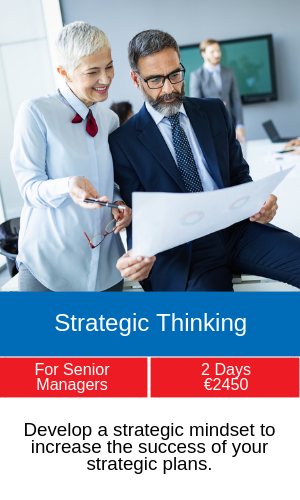 strategic thinking training programme