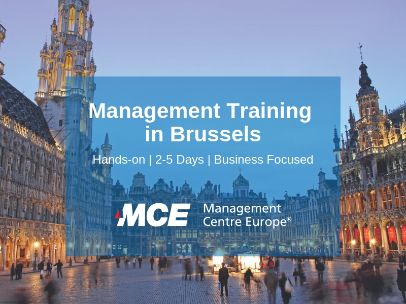 Brussels Management Training