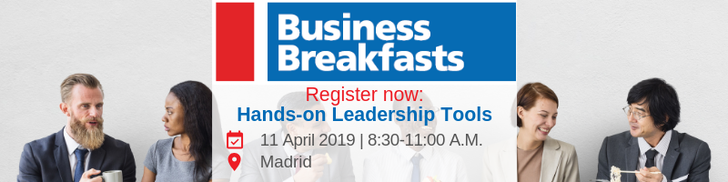 hands-on leadership tools event in madrid