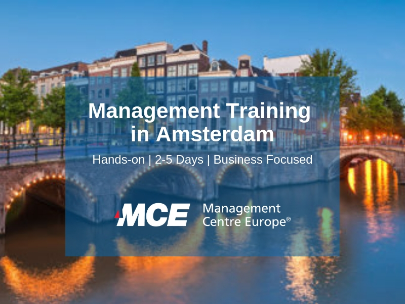 Amsterdam Management Training