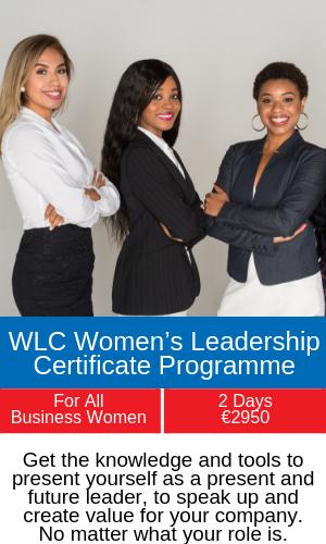 wlc women leadership certificate programme