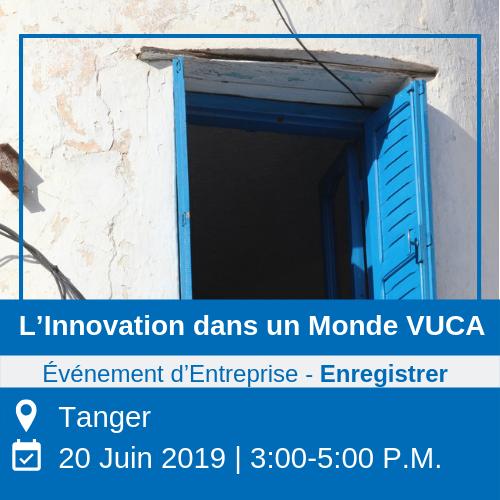 événement innovation tanger