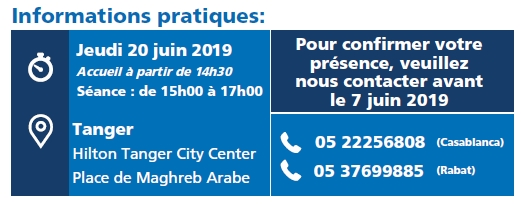 business event in tangier practical details