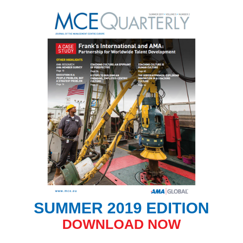 MCE Quarterly : Summer 2019