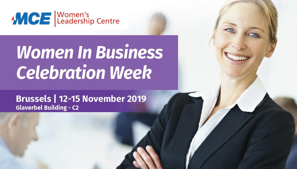 MCE Women in Business Celebration Week