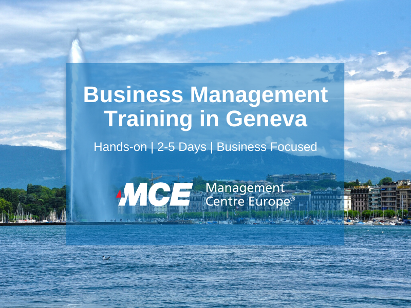 Management Training Geneva