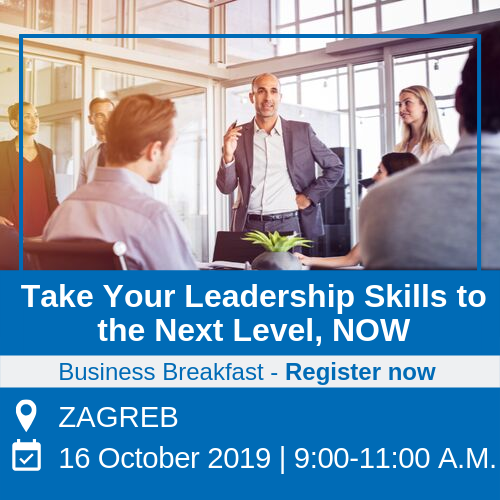 Register here: How to Build a Cohesive, Top Performing Team and Take Your Leadership Skills to the Next Level, NOW.