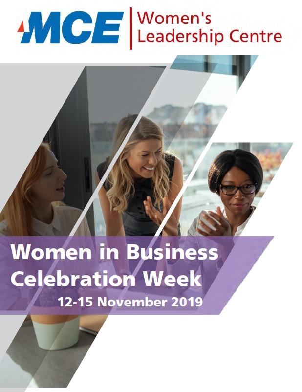 women in business week in brussels