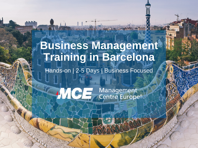 Management Training Barcelona