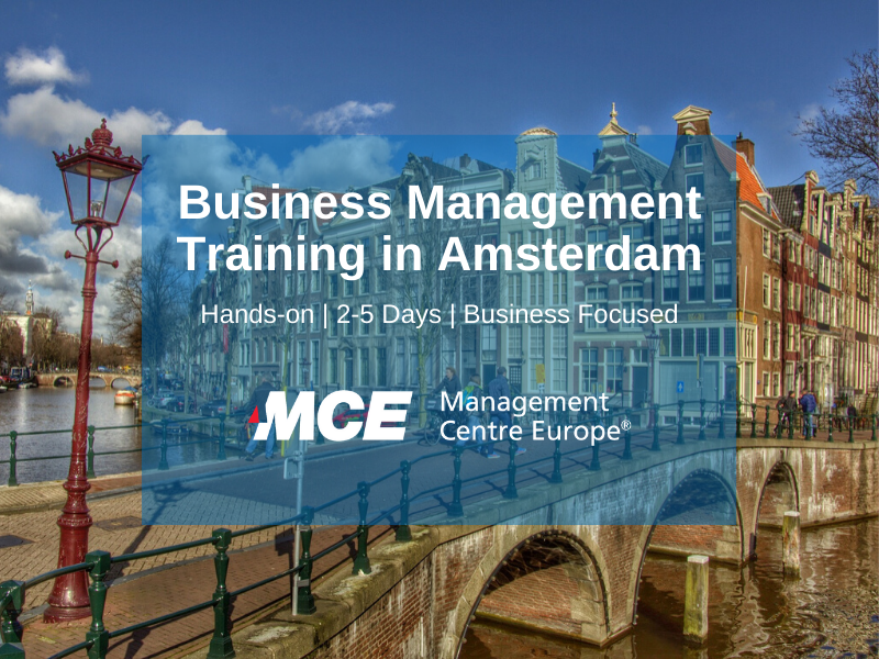Management Training Amsterdam