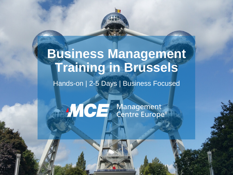 Management Training Brussels