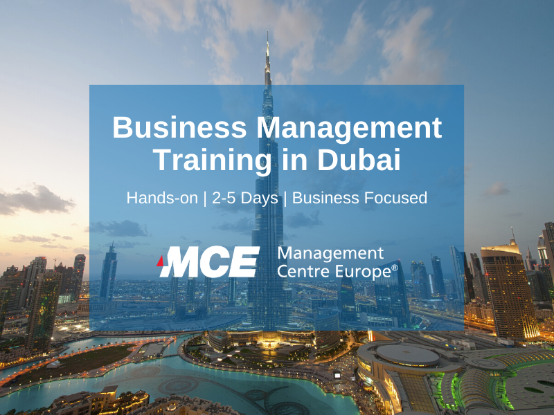 Management Training Dubai