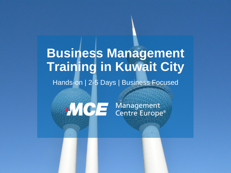 Management Training Kuwait City
