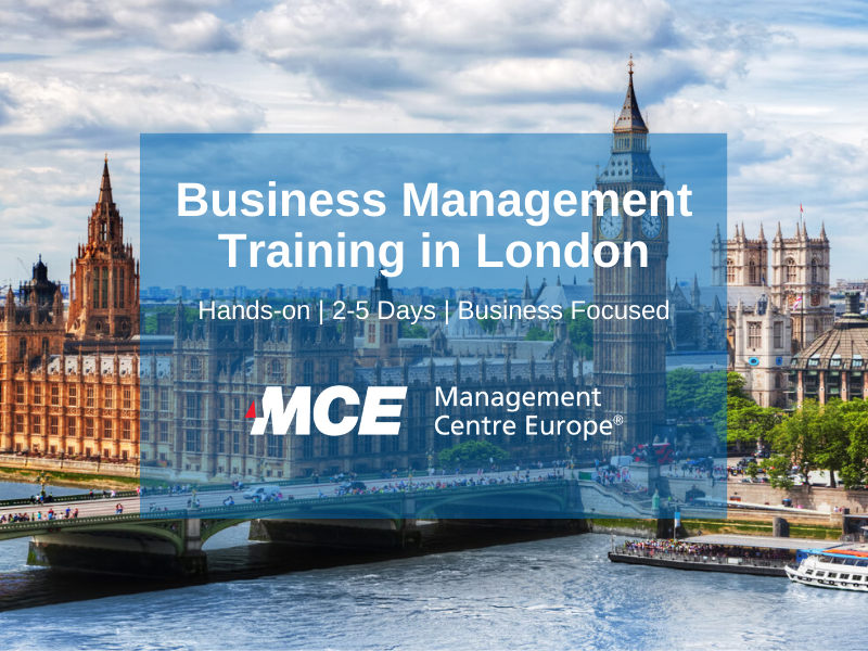 Management Training London