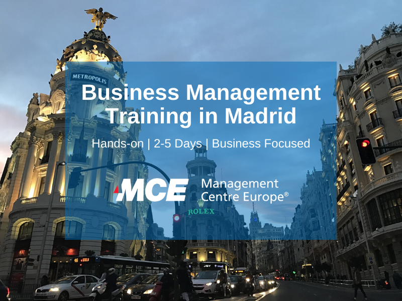 Management Training Madrid
