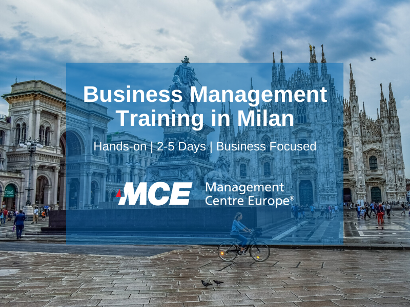 Management Training Milan