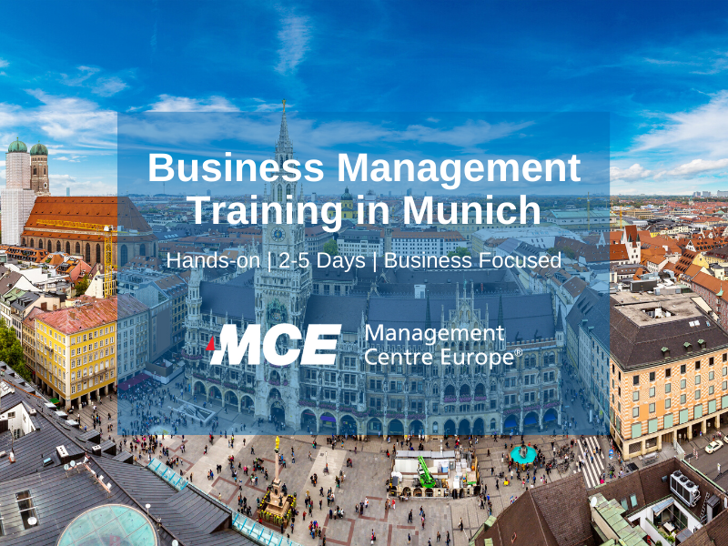 Management Training Munich