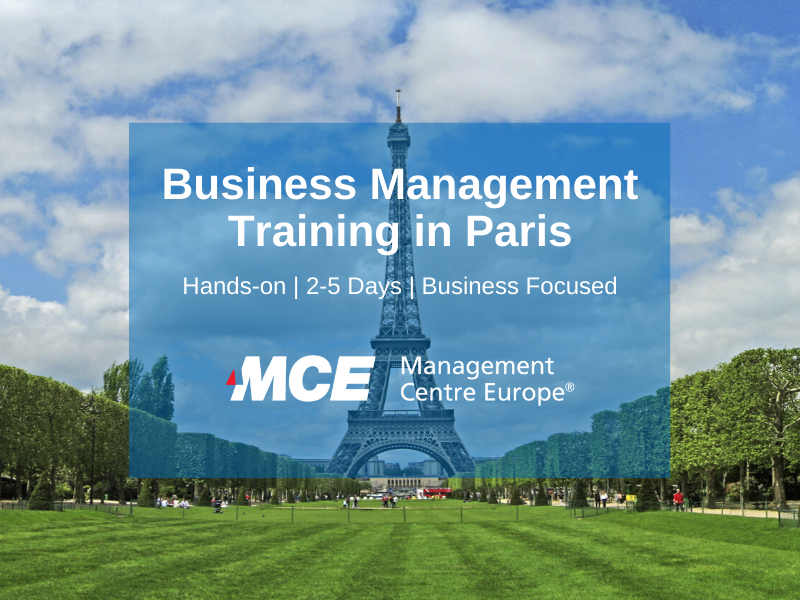 Management Training Paris