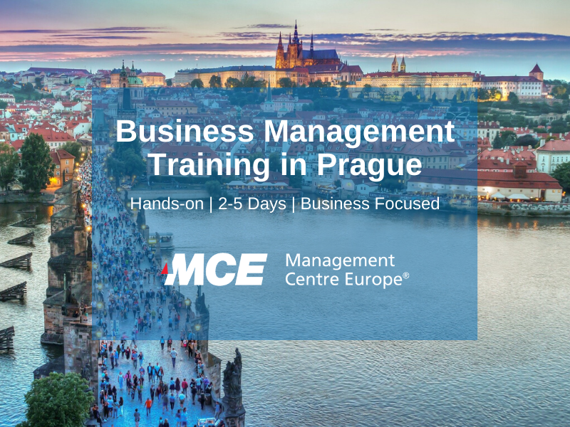 Management Training Prague