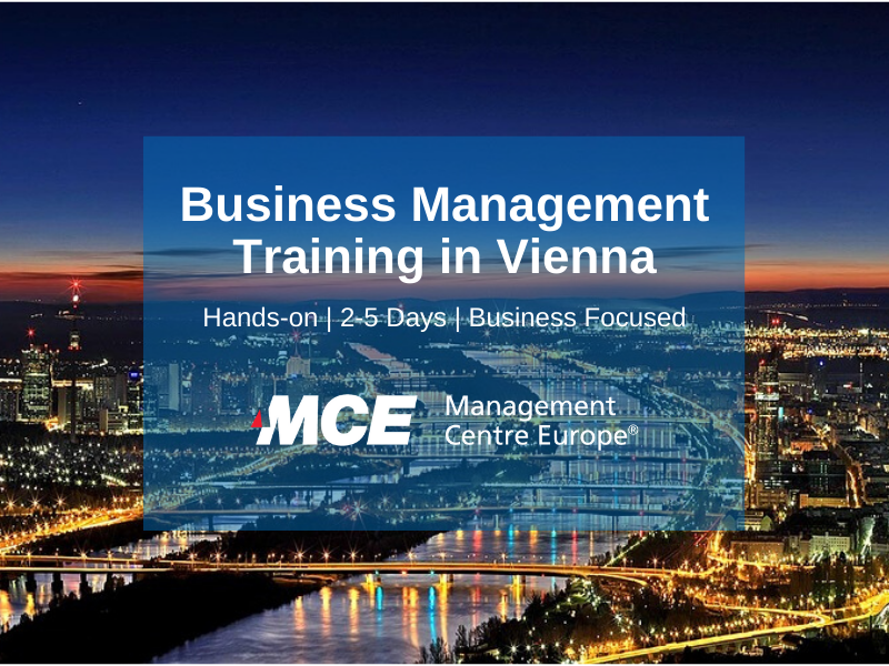 Management Training Vienna