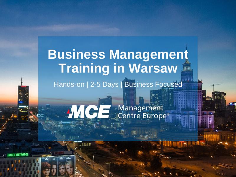 Management Training Warsaw