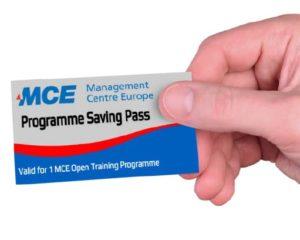 mce programme saving passes