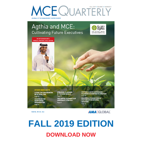 Download: MCE Quarterly – Fall 2019