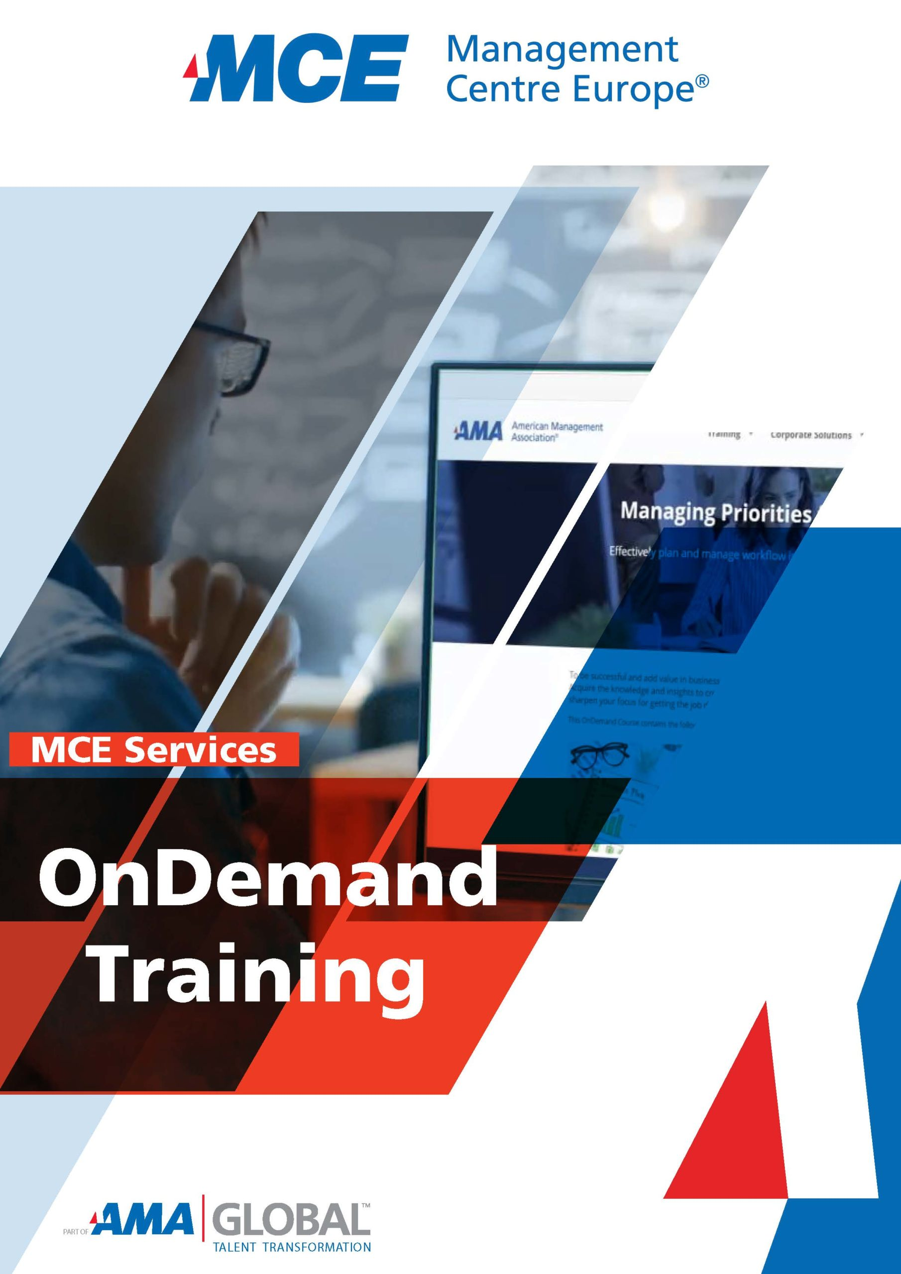 OnDemand training: new brochure available