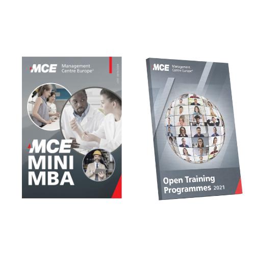 2 brochures MCE