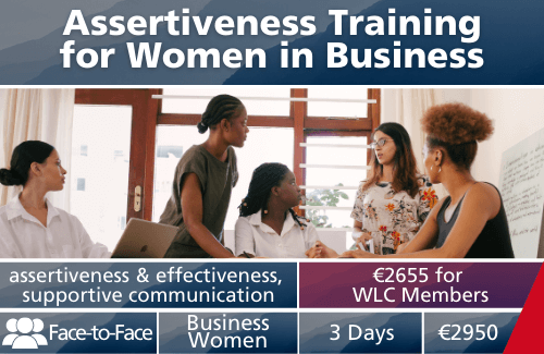 Assertiveness Training for Women in Business Face to Face