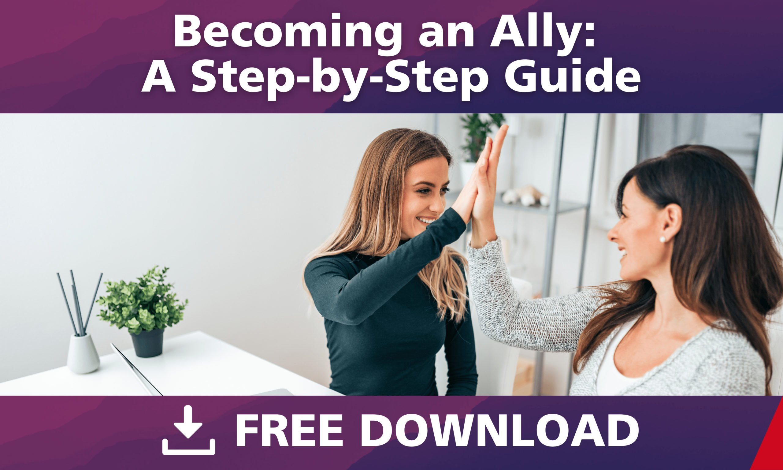 Becoming an Ally - A step-by-Step Guide